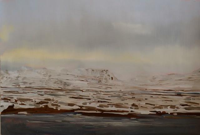 , 'Raudfjorden,' 2012, Richard Levy Gallery