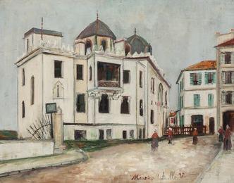 La Medina a Constantine, circa