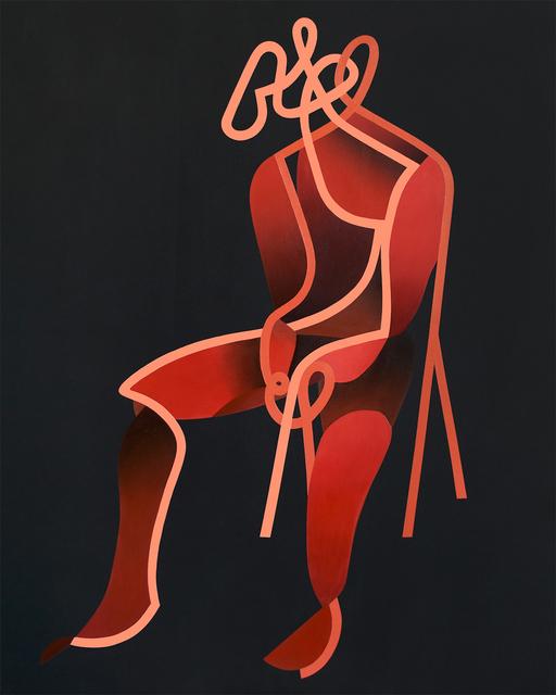 , 'L'attesa dinamica,' 2017, Alon Zakaim Fine Art