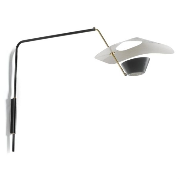 """, '""""Cert Volant"""" wall sconce,' ca. 1952, Magen H Gallery"""