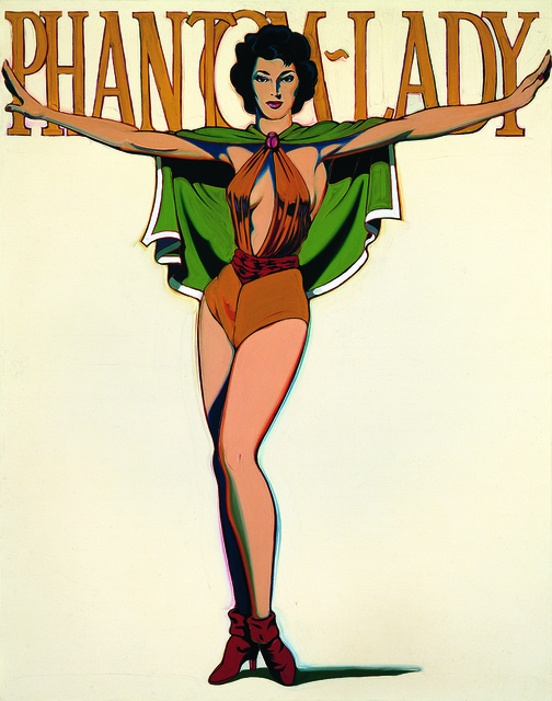 , 'Phantom Lady,' 1963, Modernism Inc.