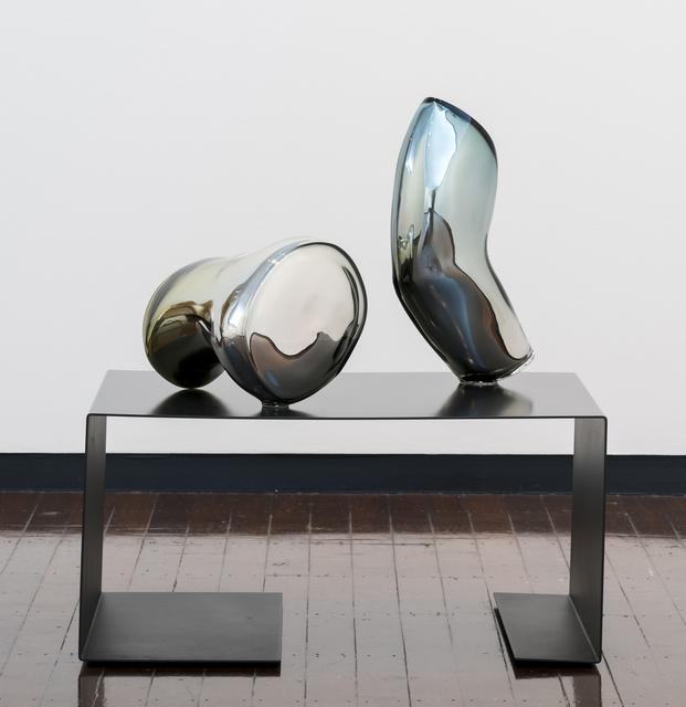 , 'FLOW, BODY SCAPE,' 2016, Heller Gallery