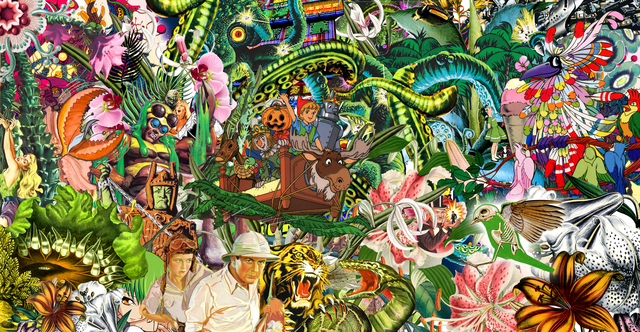 , 'Welcome to the Jungle ,' 2017, Chan + Hori Contemporary