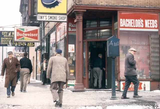 , 'Bachelor's Needs, Chicago 1963,' 2017, Gallery Victor Armendariz