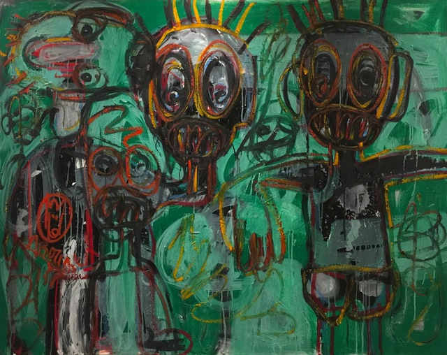 , 'Nouchi Boys,' 2016, Knight Webb Gallery