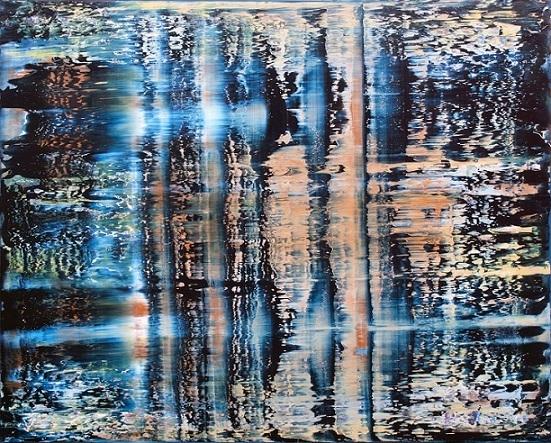 , 'Script,' 2018, SOL Art Gallery
