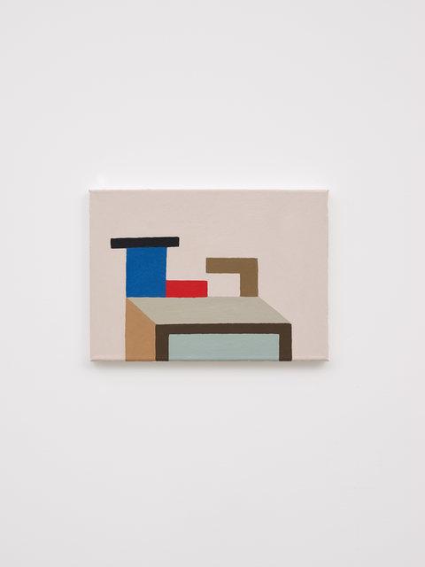 Nathalie Du Pasquier, 's.t.', 2018, Galerie Greta Meert