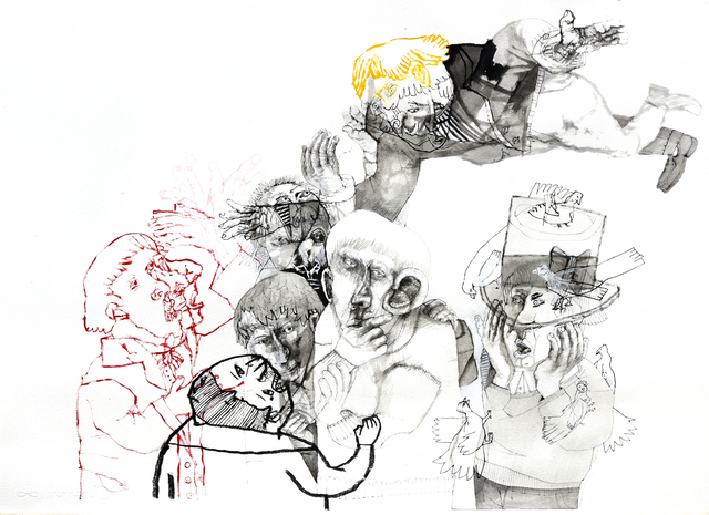 , 'El Salvador - Uno solo,' 2017, Galerie Claire Corcia
