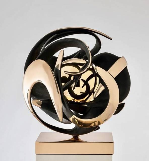 Gianfranco Meggiato, 'Sfera Altair', 2018, Liquid art system