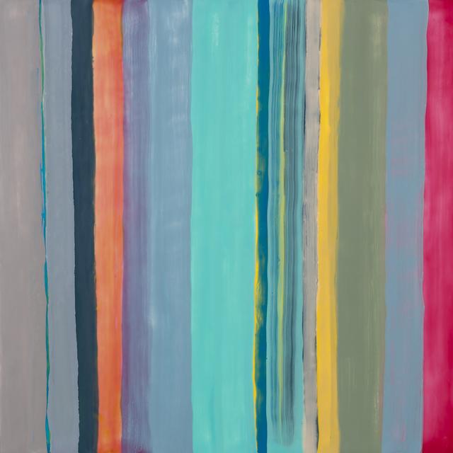 , 'Teh Hidden Life of Stripes 6,' 2017, Imlay Gallery