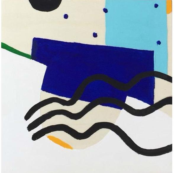 , 'Calma,' 2018, Galería Manuel Ojeda