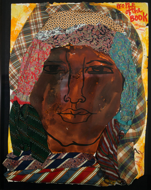 , 'People of the Book: Ethiopian Woman,' 1999, ACA Galleries