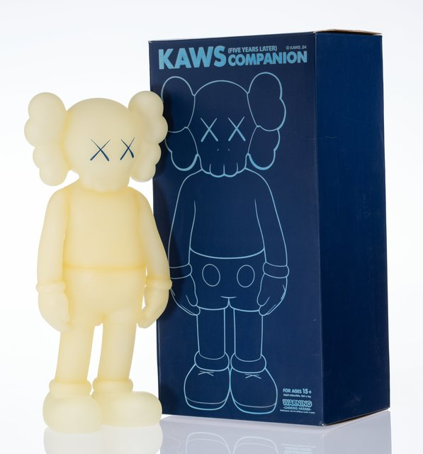 KAWS, 'Five Years Later Companion (Glow in the Dark)', 2004, Heritage Auctions