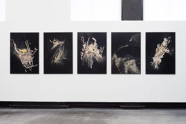 , 'Leftovers,' 2013, Parrotta