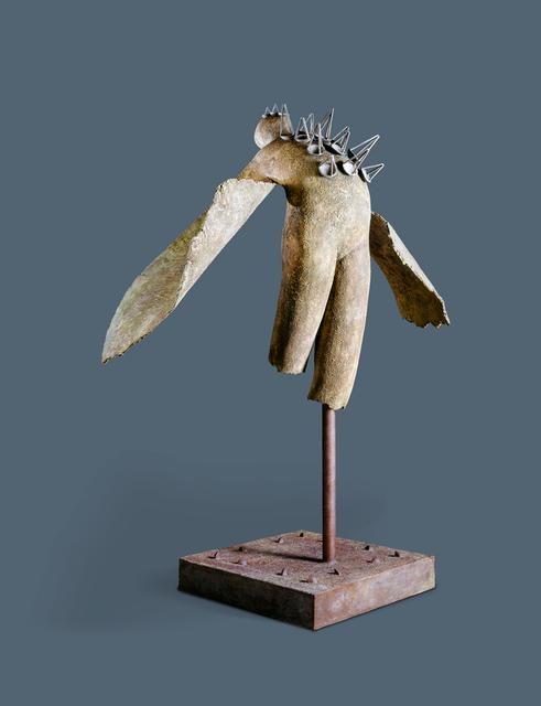 Jim Amaral, 'Cisne dos', 2000, Sculpture, Bronze, Galería La Cometa