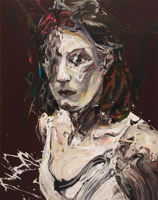 , 'Transcription 54 (Entity),' 2018, Joseph Nease Gallery
