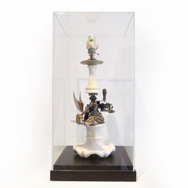 , 'Bonsoir, Herr Kommissar,' 2018, Rademakers Gallery