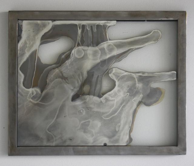 , 'Thin Heat: study no. 6,' 2015, Seraphin Gallery
