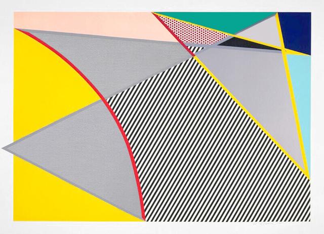 Roy Lichtenstein, 'Imperfect', 1988, Hamilton-Selway Fine Art