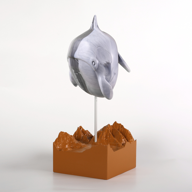 , 'Compressed Killer Whale ,' 2018, GCA Gallery