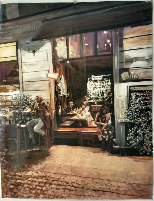 , 'Milan Night,' , Inn Gallery