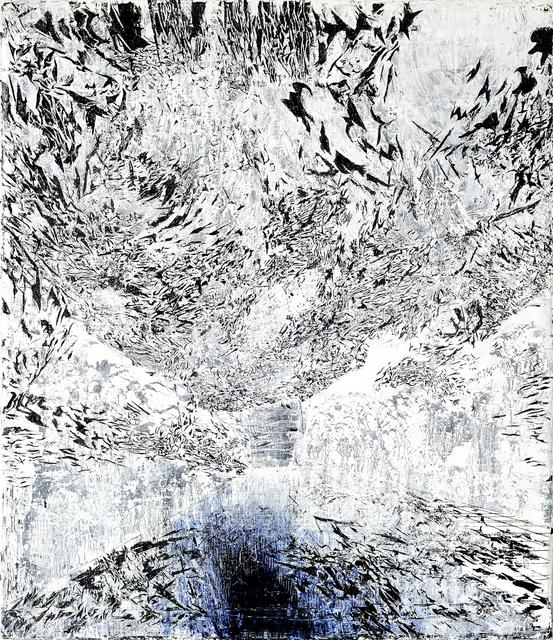 , 'Wolken,' 2017, Mimmo Scognamiglio / Placido