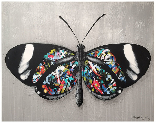 , 'Butterfly,' 2016, Black Book Gallery
