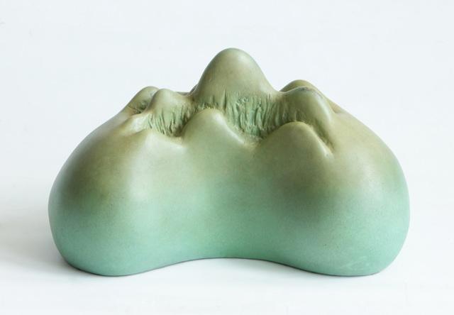 Hyun Ae Kang, 'Mountain', 2001, Sculpture, Bronze, BOCCARA ART