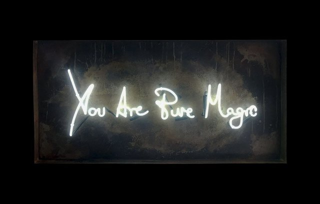, 'You Are Pure Magic - Neon,' 2017, Hang-Up Gallery