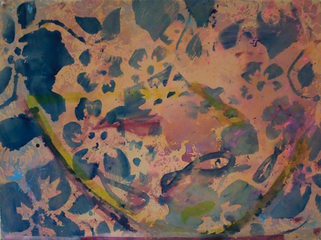 , 'Back Stroke,' 2015, Kathryn Markel Fine Arts