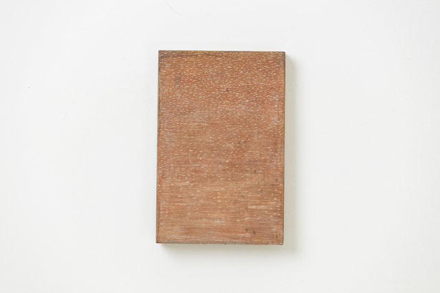 , 'Sift painting number six,' 2018, Purdy Hicks Gallery