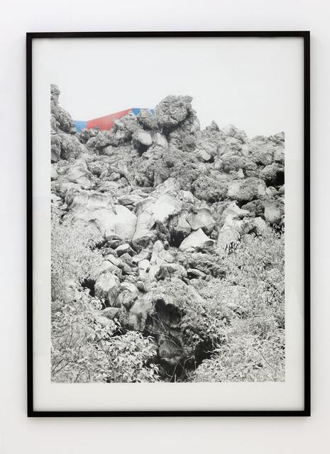 , 'Structure on Ceboruco Volcano III,' 2013, Meessen De Clercq