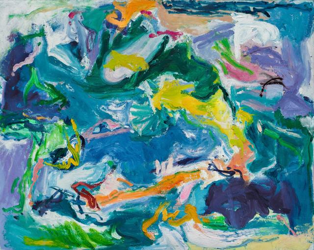 , 'Undersea I,' , Rosenthal Fine Art