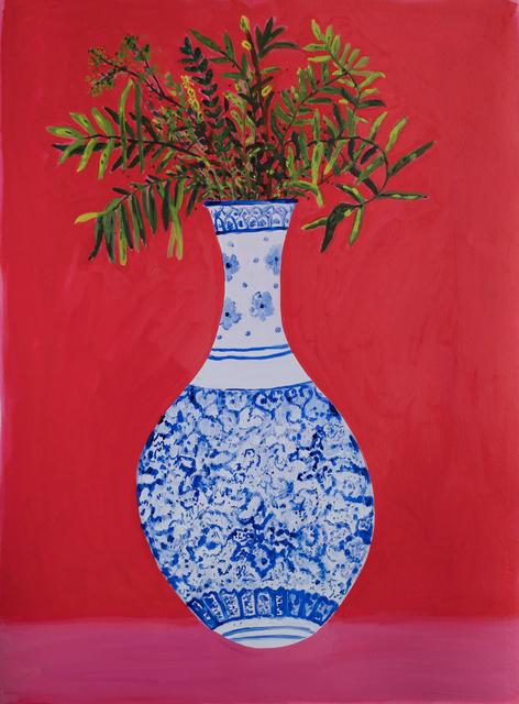 , 'Untitled (Vase Chinois),' 2018, Projet Pangée
