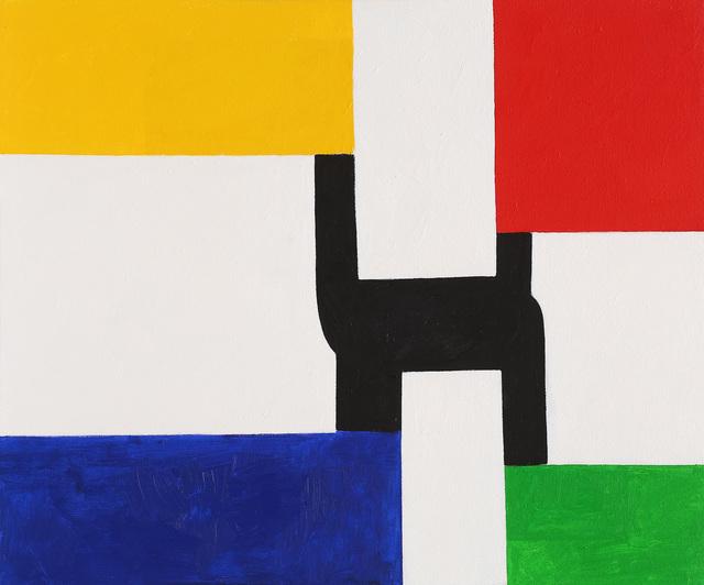 , '5811,' 2013, Tibor de Nagy