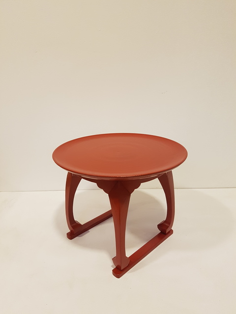 Byung Yong Yang, 'Juchiled Dog Leg-shaped Circular Soban', 2018, Gallery LVS