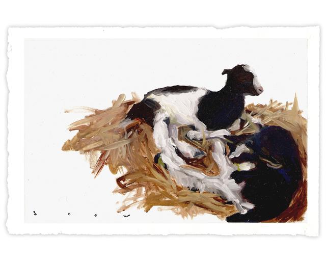 , 'Goats,' 2017, Treason Gallery