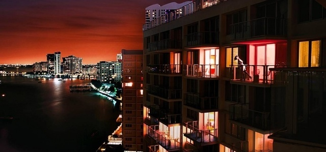 David Drebin, 'Miami at Night', Atlas Gallery