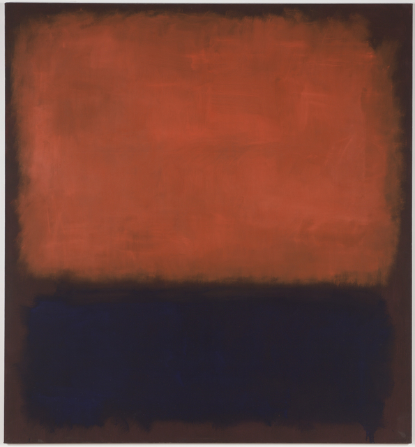 Mark Rothko, 'No. 14, 1960,' 1960, San Francisco Museum of Modern Art (SFMOMA)