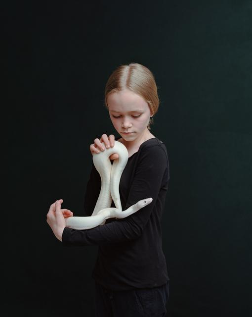 , 'Sari (Python Regius),' 2016, Purdy Hicks Gallery