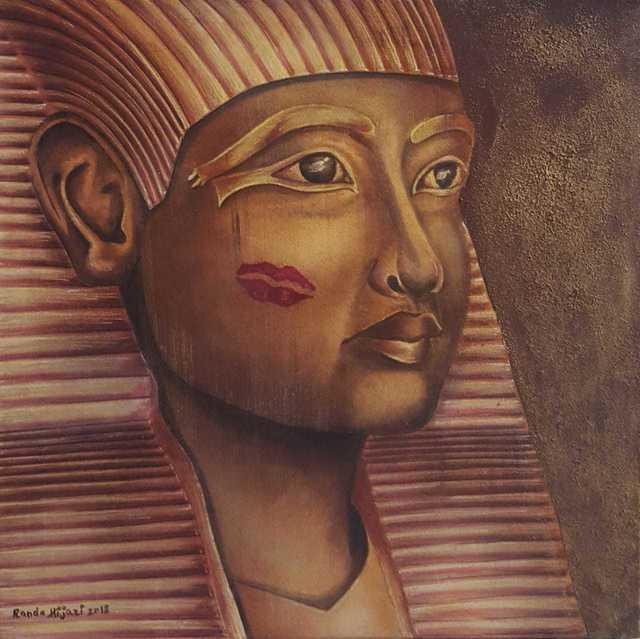 , 'فرعون - مصر /Pharaoh-Egypt ,' 2018, Afkar Gallery