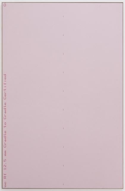 , 'Piero Bisello #1,' 2014, Museum Dhondt-Dhaenens