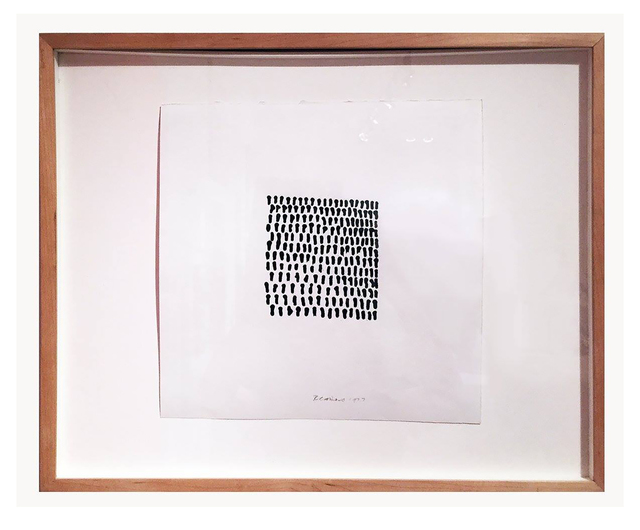 Rosemarie Castoro, 'Untitled (from the Trunk Tracks series)', 1977, Bronx Museum: Benefit Auction 2018
