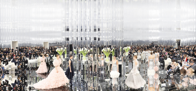 Simon Procter, 'The Palace of Mirrors, Chanel Haute Couture, Spring/Summer 2017', 2017, Rosenbaum Contemporary