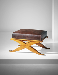 Jacques-Emile Ruhlmann, 'Bench, model no. 481 NR,' ca. 1928, Phillips: Design