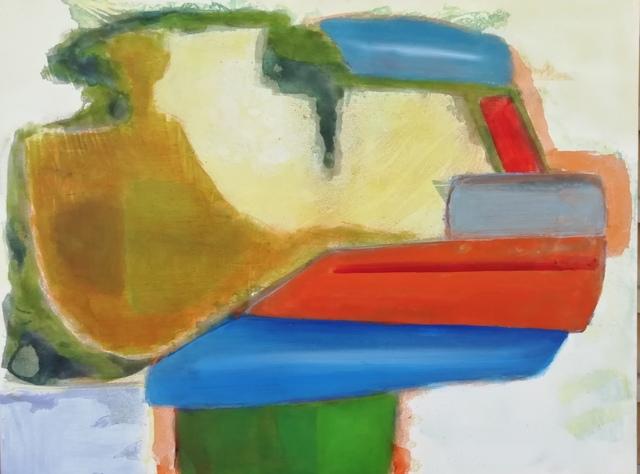 Rolf Behm, 'AMAG baggage 3', 2019, Kathryn Markel Fine Arts