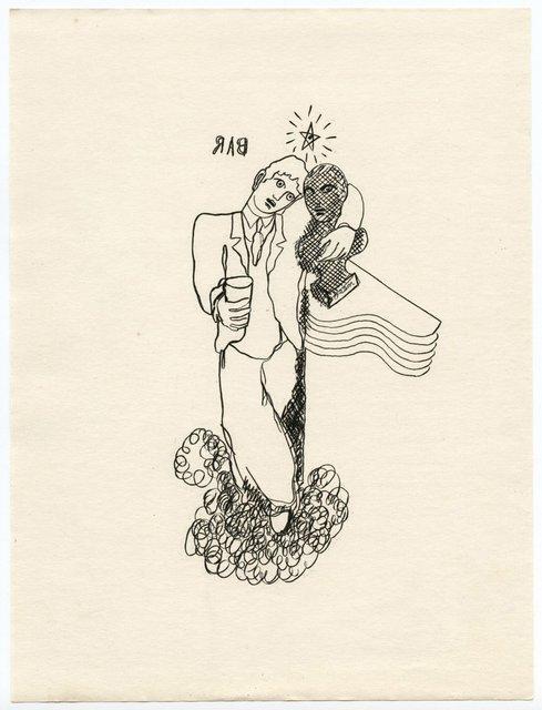 Jean Cocteau, 'Untitled', 1928, Artsnap