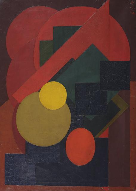 Jozef Peeters, 'Peinture no.1', Leclere