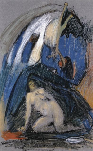 , 'Pastel Quiet,' 1985, Alison Jacques Gallery