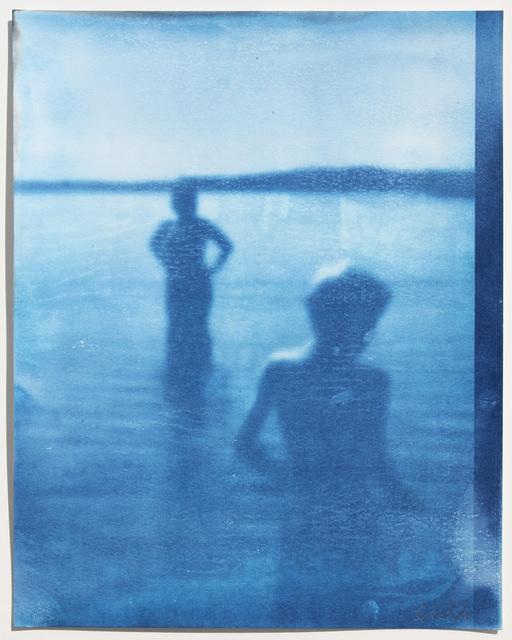 , 'The Lake,' 2017, Hans Alf Gallery